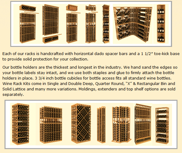 check out these wine storage racks here