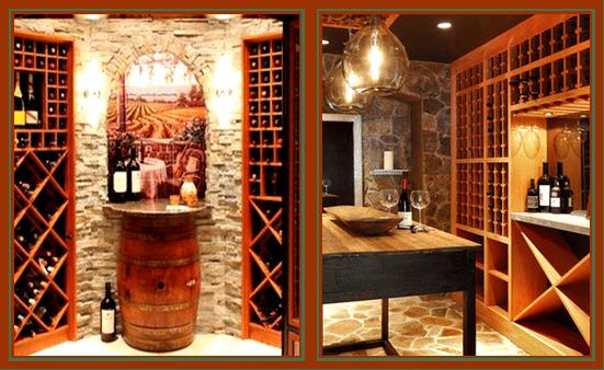 APR 13 WC & Wine Storage Racks | Custom Wine Cellars Chicago