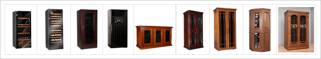 Wine Cabinets by Wine Cellar SPecialists